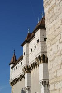 Chateau d'Annecy, détail