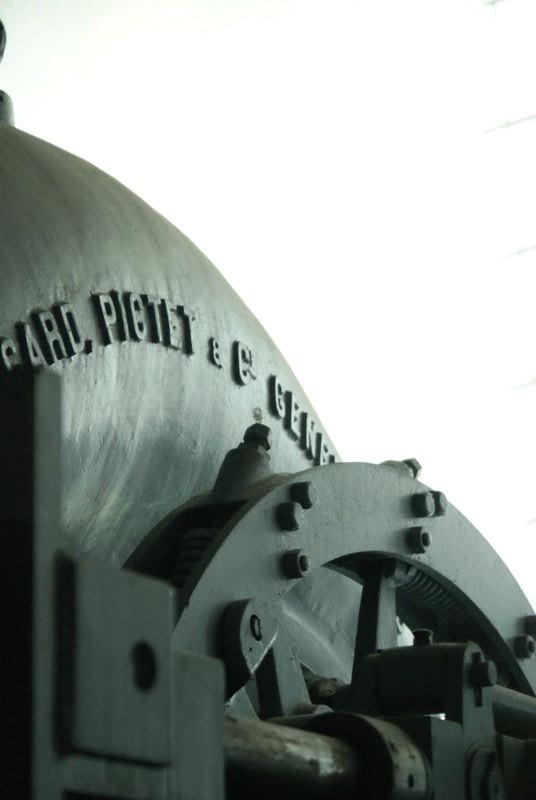 Turbine à Cran