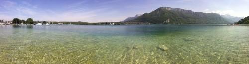 lac de printemps