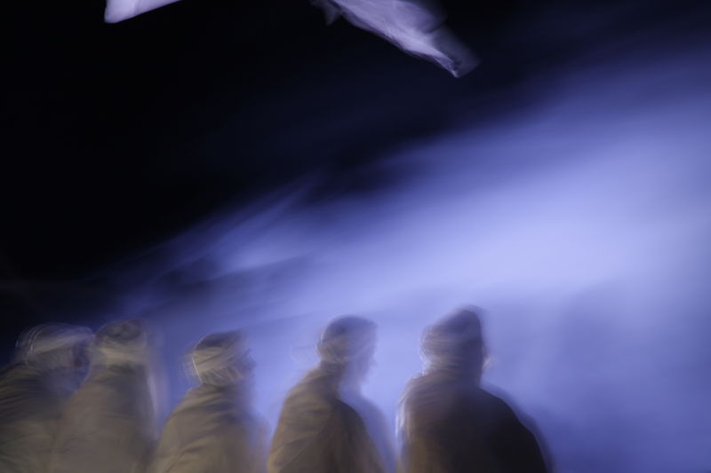 fantômes à Annecy