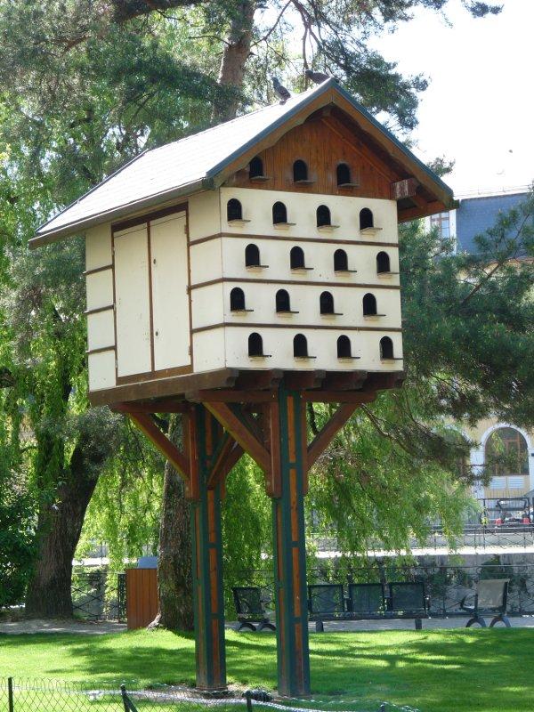 maison des oiseaux