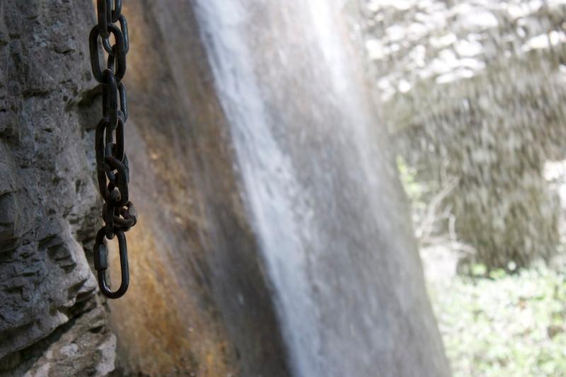 corde et cascade