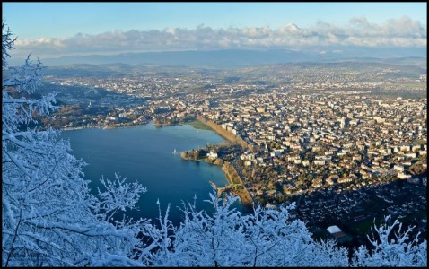 annecy mont veyrier