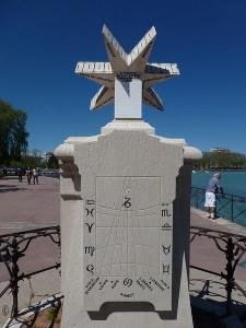 Annecy, balade au bord du lac